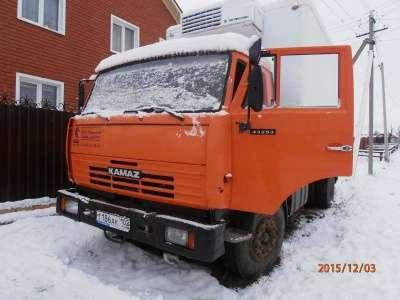 грузовой автомобиль КАМАЗ 47415-T