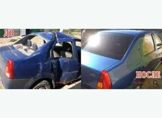 Малярно-кузовной ремонт легковых и грузовых авто