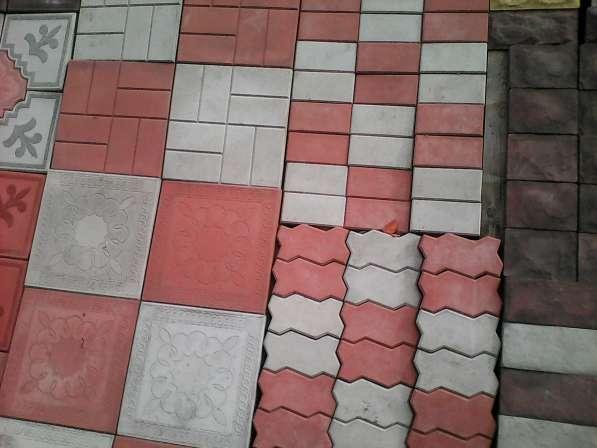 Тротуарная плитка, брусчатка
