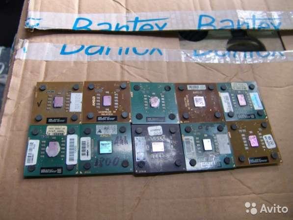 AMD Athlon и Duron Socket A (462) разные