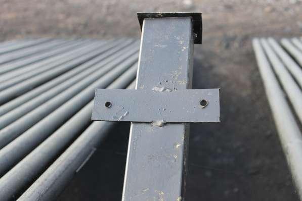 Столбы заборные