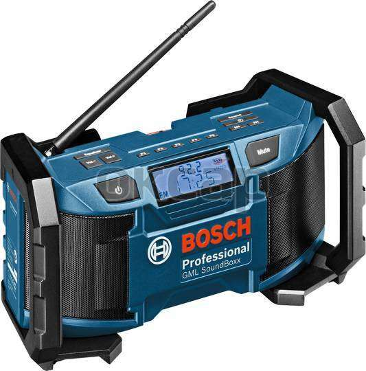 Радиоприемник строительный аккумуляторный Bosch GML SoundBoxx 0601429900