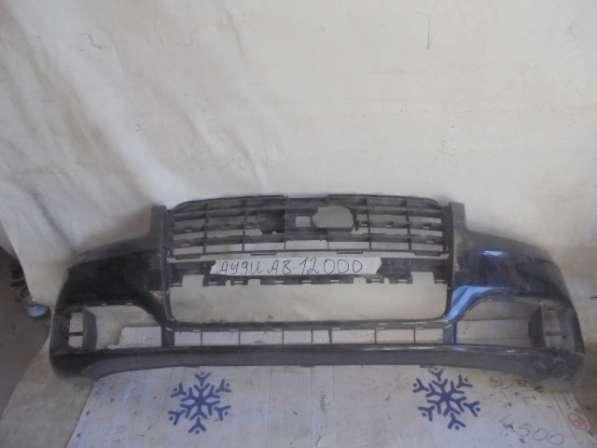 Передний бампер Audi A8