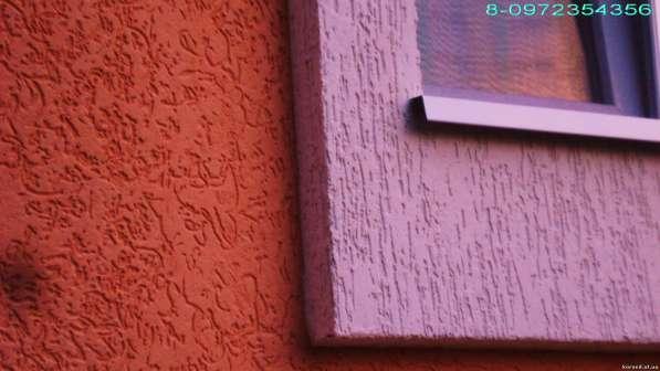 Штукатурка короед балкон.