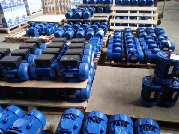 Продам электродвигатели АИР от 0,12 до 315 кВт