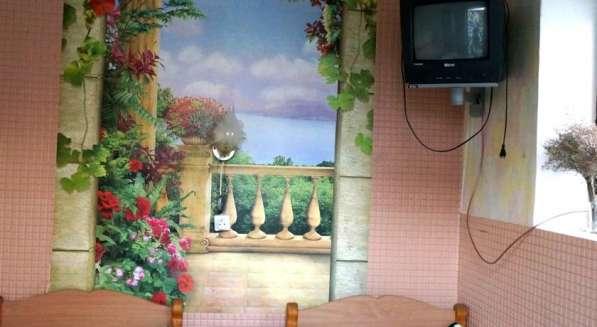 Отдых в Крыму Коктебель