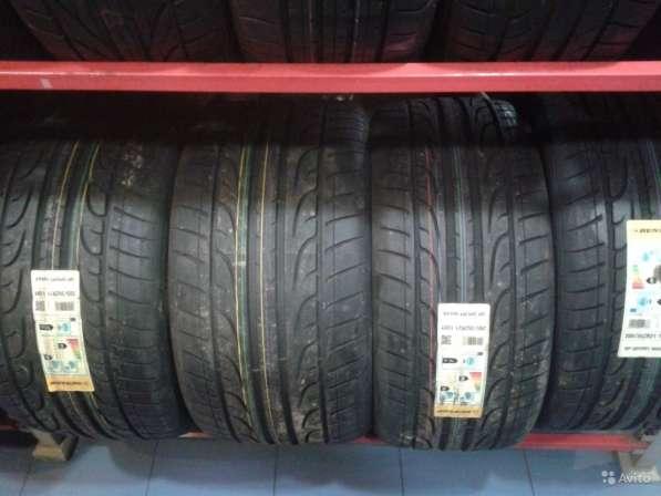 Новые немецкие Dunlop 275 55 R19 SP SportMax