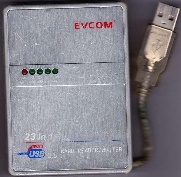 Карт-ридер EVCOM