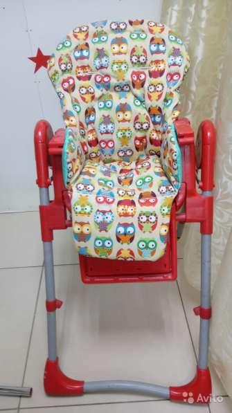 Пошив чехлов на стульчики для кормления в Твери фото 6