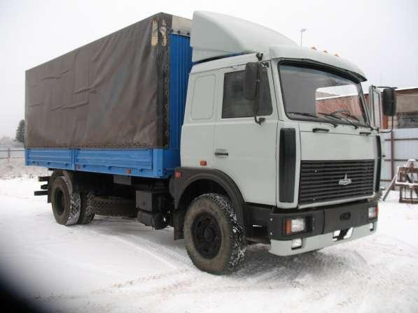 Продается МАЗ 5336 240л. с Дизель
