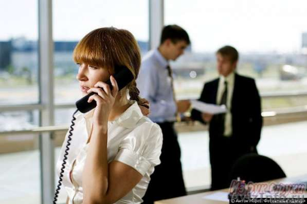 Телефонист на прием входящих звонков