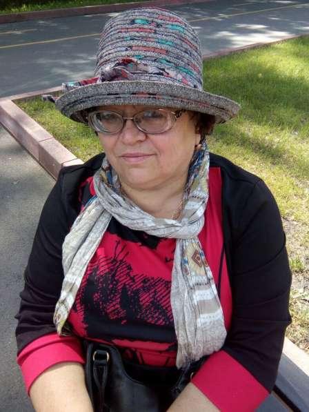 Нина, 60 лет, хочет познакомиться