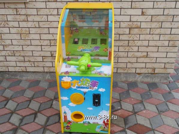 Детский игровой автомат, аттракцион Охотник