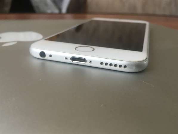 IPhone 6 128gb silver neverlock