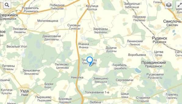 Продаю дачный участок в 45 км от Минска