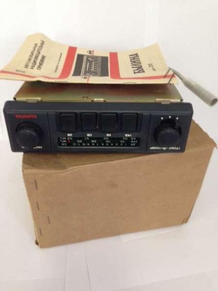 Автомобильный радиоприемник Былина-315