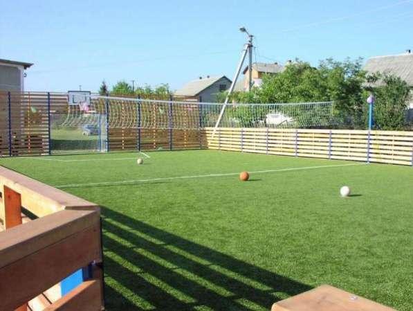 Теннисный корт по доступной цене и в минимальные сроки в Екатеринбурге фото 12