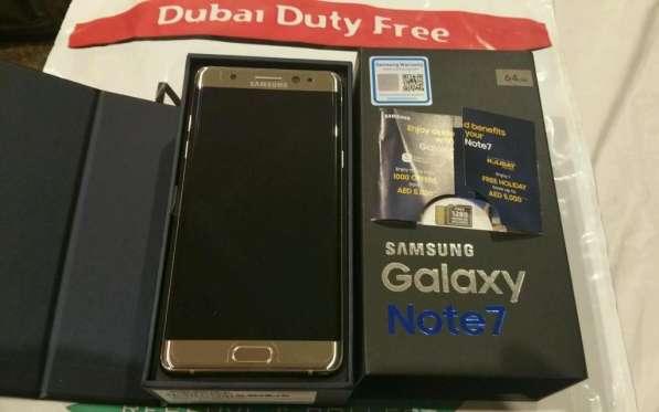 Samsung Galaxy Note 7 Factory Unlocked