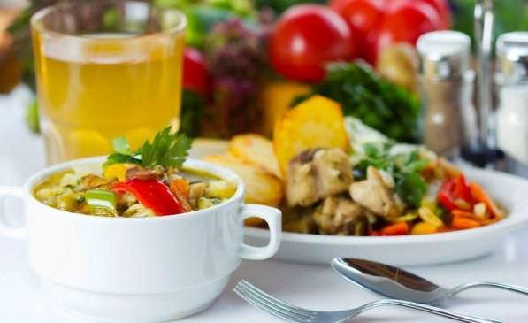 Обеды с доставкой в офисы и на предприятия Калининграда