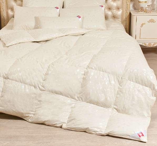 Пуховое одеяло Камелия 140х205 теплое
