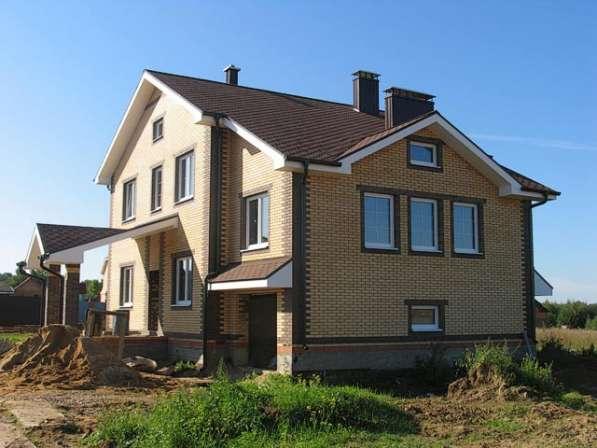 Строительство домов коттеджей, дач под ключ в Воронеже фото 15