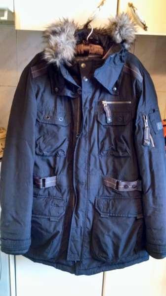 Зимняя куртка s oluwer 50-52