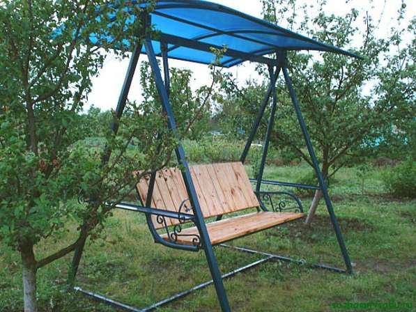 Качели садовые разборные с доставкой в Владимире фото 4