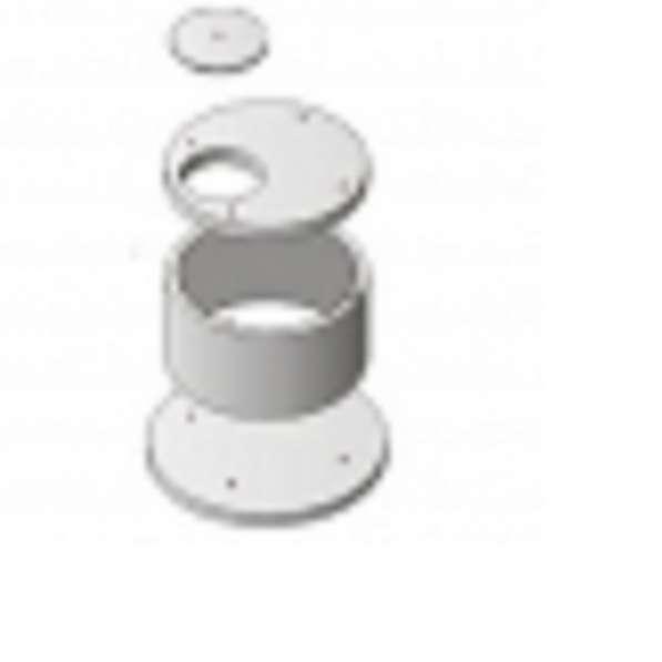 Кольца колодцев КС10-9, КС15-9, КС20-9