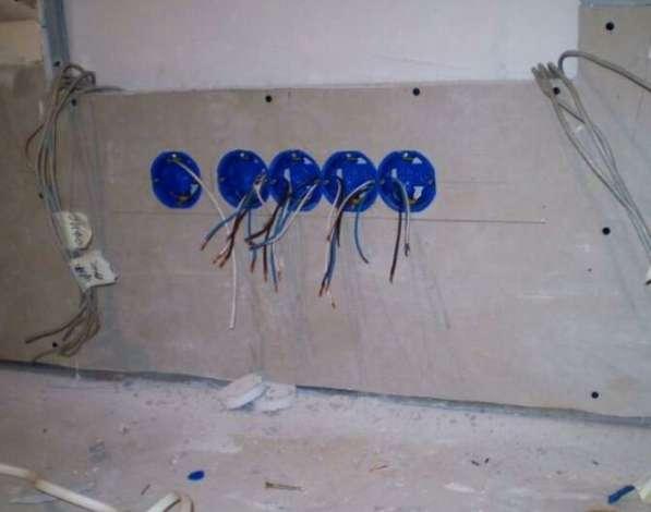 Услуги электрика, электромонтажные работы в Екатеринбурге фото 6