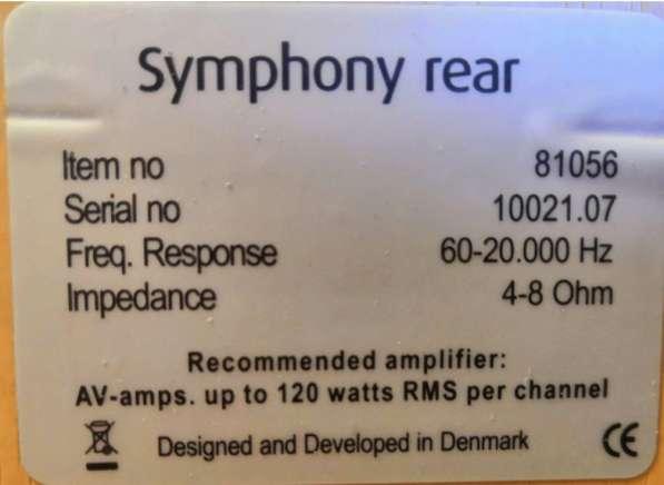 Комплект акустики Eltax Symphony в Иванове фото 4