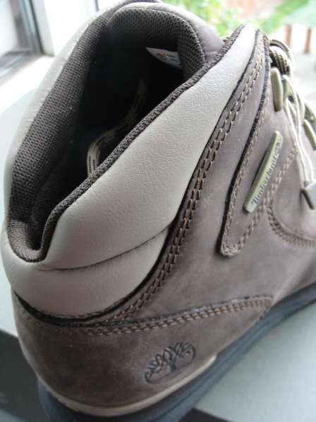 Ботинки Timberland (оригинал). Размер 44,5 в Краснодаре фото 4