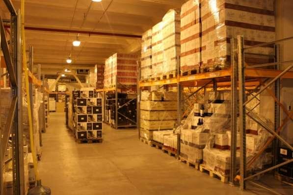 Сдаётся склад - 1200 кв. м. (м. Кунцевская)