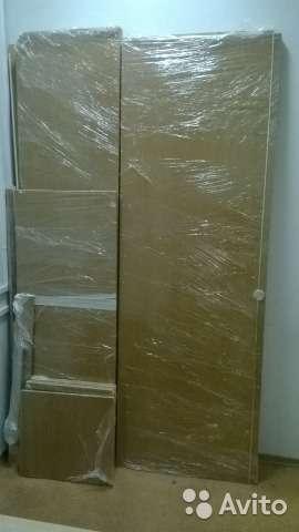 Большой двустворчатый шкаф б/у