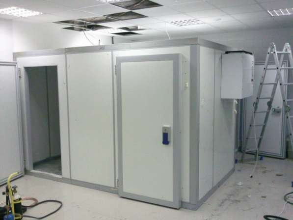 Холодильные камеры на заказ для вашего бизнеса — производств