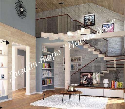 Дизайн интерьеров, ландшафтный дизайн, проектирование