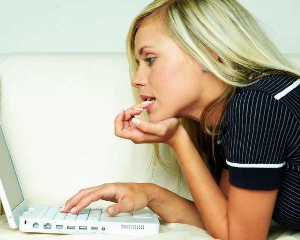 Подработка (3-4 часа) в сети интернет