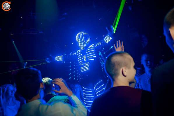 Party Robot на Ваш праздник