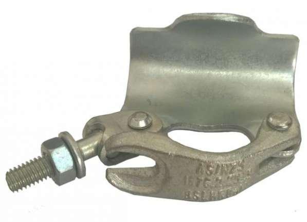 Хомуты фиксирующий кованый, 48 мм