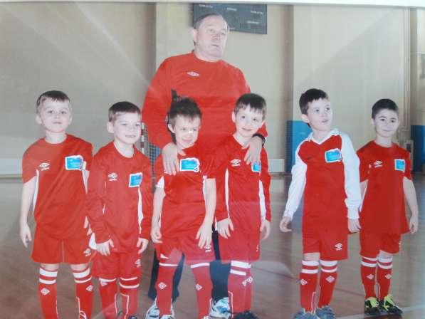 Впервые в России футбол с 2 лет экипировка в Лесном Городке фото 5