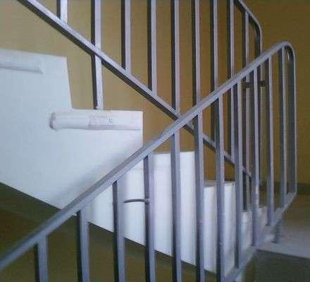 ПЕРИЛА ЛО 12 - лестничные ограждения железобетонных лестниц