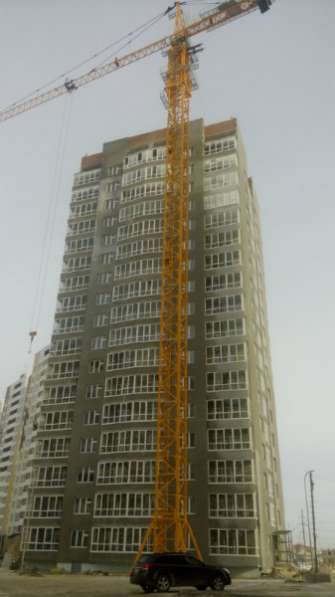 Башенный кран QTZ-160 г/п 10 тонн