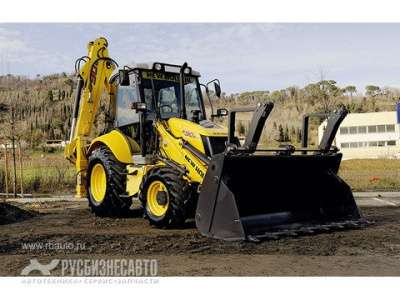 экскаватор NewHolland New Holland B90B