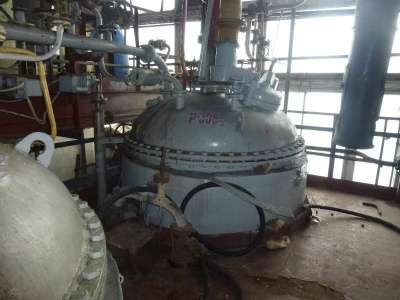 Химический реактор от 1м3 до 10м3