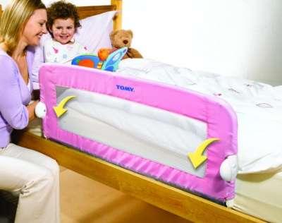 Ограничитель для кроватки Tomy