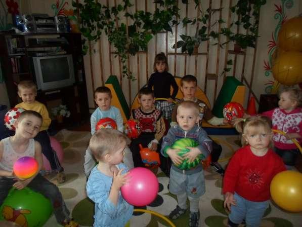 О благотворительной помощи сельскому детскому садику