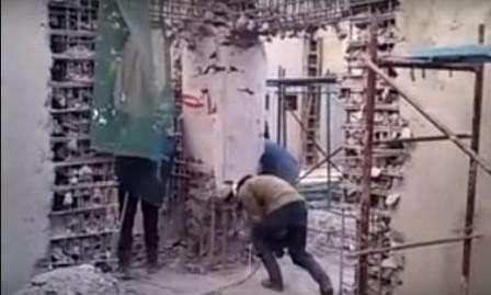 Демонтаж стен, демонтаж пола, демонтаж оборудования