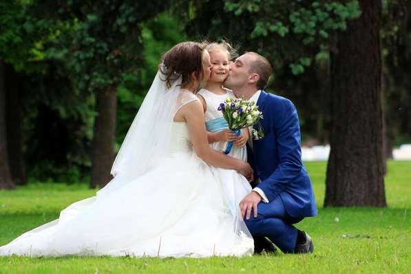 Фото и видео съемка на праздники, свадьбу