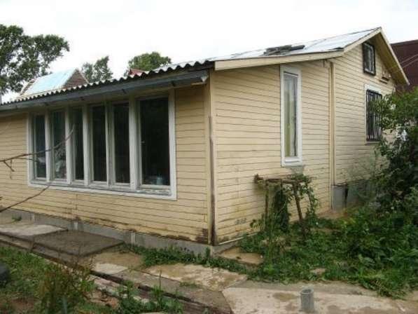 Продам участок с домом дер. Язово 5 км от МКАД дублёр Калужс