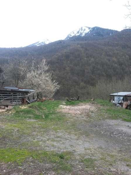 Земельный участок в центре Красной поляне в Сочи