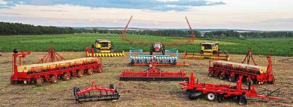 Агротехмаш предлагает сельскохозяйственную технику и навесно